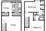 15 Planos de casas pequeñas de dos pisos