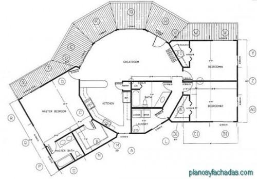 planos de casas circulares (1)