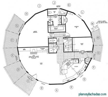 planos de casas circulares (12)