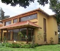 13 Fachadas de casas campestres