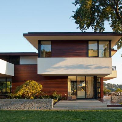 10 modelos de casas modernas planos y fachadas todo for Casas actuales modernas
