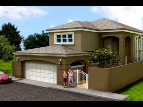 10 modelos de casas modernas planos y fachadas todo for Disenos de casas modernas por dentro