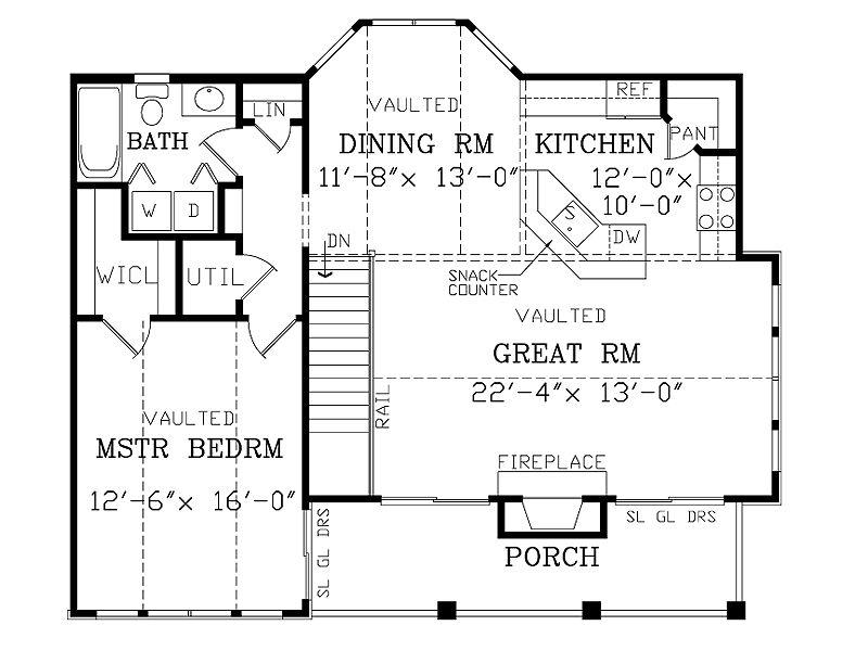 planos de casas coloniales10