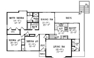 planos de casas coloniales11