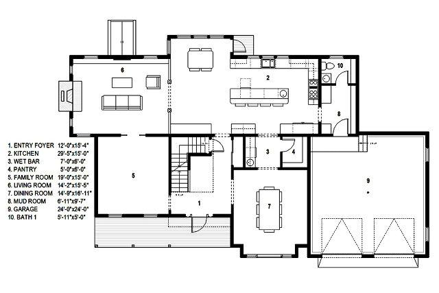 planos de casas coloniales15