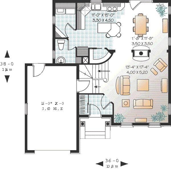 planos de casas coloniales18