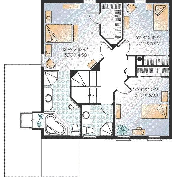 planos de casas coloniales19