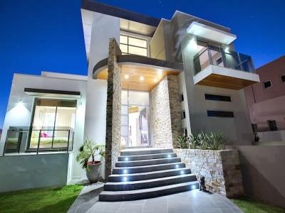 Fotos de fachadas de casas modernas (13)