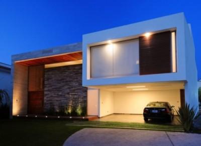 Fotos de fachadas de casas modernas (14)