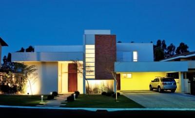 Fotos de fachadas de casas modernas (15)