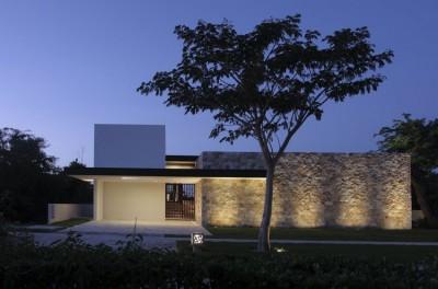 Fotos de fachadas de casas modernas (21)