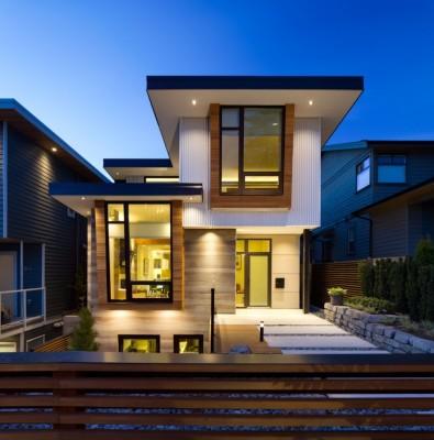 Fotos de fachadas de casas modernas (23)