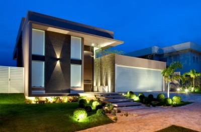 Fotos de fachadas de casas modernas (5)