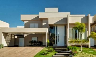 Fotos de fachadas de casas modernas (7)