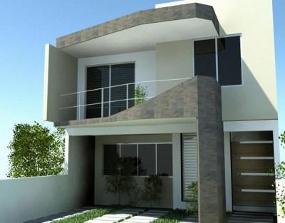 Fotos de fachadas de casas modernas (9)