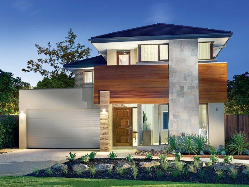 21 Frentes de casas bonitas - Planos y Fachadas - Todo para el ...