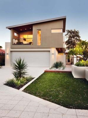 Frentes de casas bonitas (8)