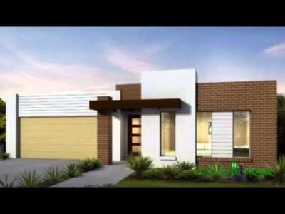 Frentes de casas modernas (5)
