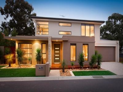 Imágenes de fachadas de casas bonitas (1)