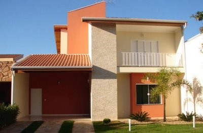 Imágenes de fachadas de casas bonitas (12)