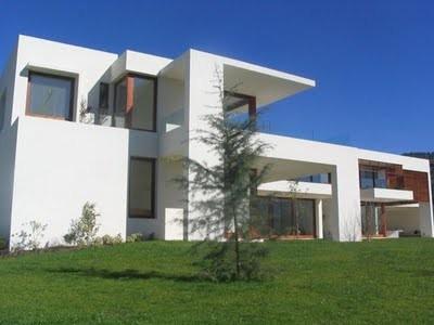 Imágenes de fachadas de casas bonitas (14)