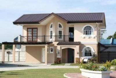 Imágenes de fachadas de casas bonitas (9)