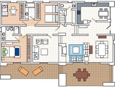 Planos de casas chicas (10)