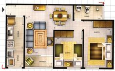 20 planos de casas chicas planos y fachadas todo para for Casas reducidas