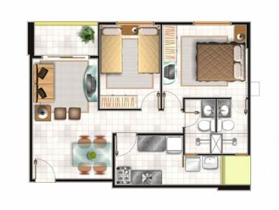 Planos de casas chicas (4)