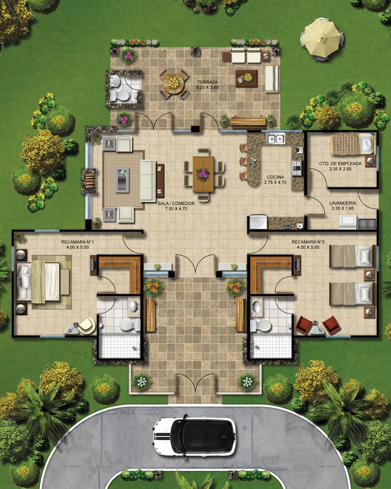 planos de casas de campo planos y fachadas todo para el