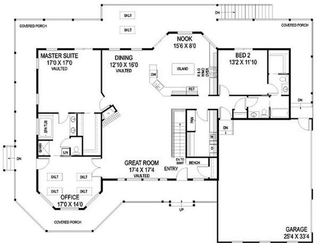 Planos de casas de campo planos y fachadas todo para for Planos para construccion de casas