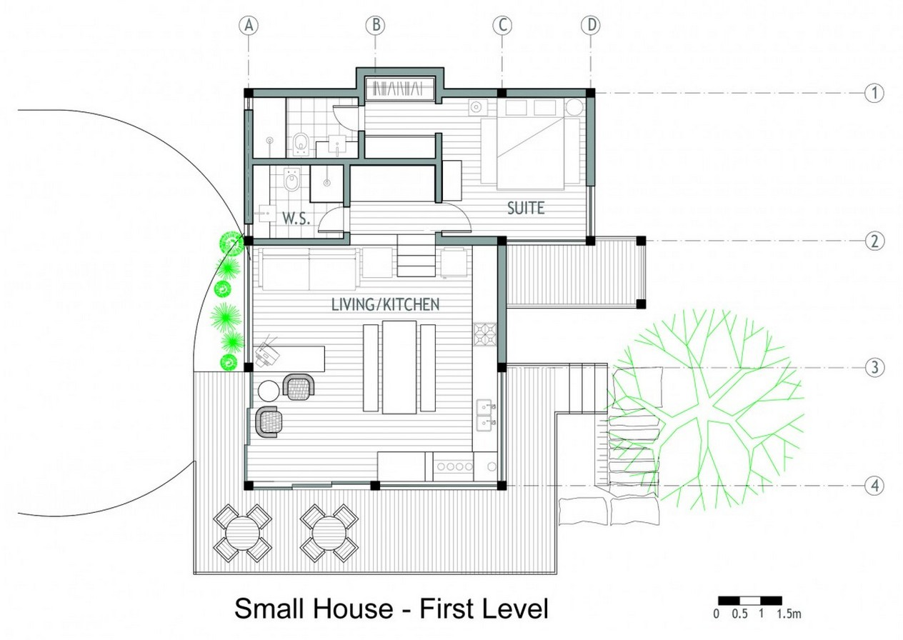 Planos de casas de campo - Planos y Fachadas - Todo para el diseño ...