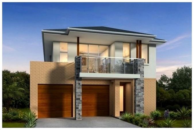 Fachadas de casas modernas de un piso planos y fachadas for Fachadas de casas elegantes modernas