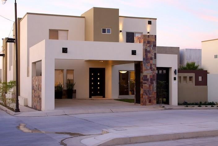 Colores para fachadas de casas - Planos y Fachadas - Todo para el ...