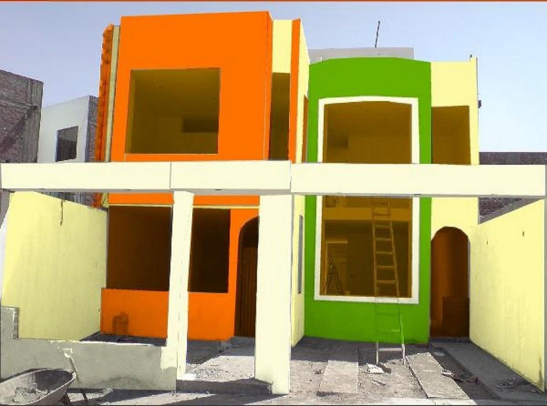 Colores para fachadas de casas planos y fachadas todo for Colores de moda para fachadas