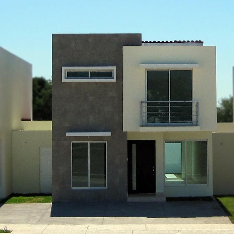Im genes y fotograf as de fachadas con cantera planos y - Fotos de recibidores de pisos ...