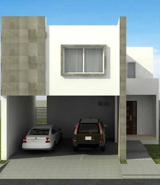 Im genes y fotograf as de fachadas con cantera planos y for Fachadas oficinas modernas