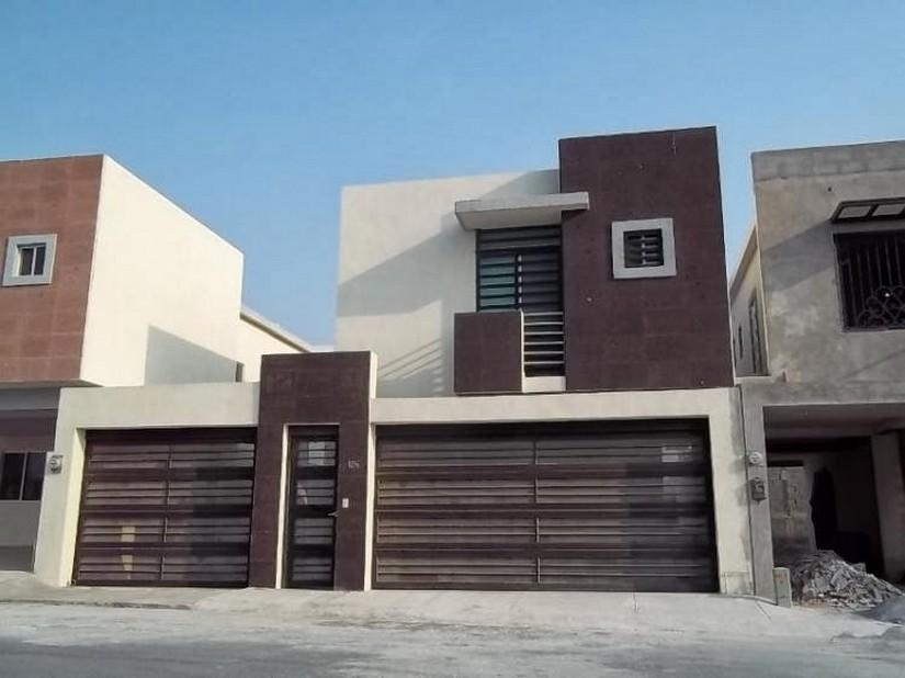 Im genes y fotograf as de fachadas con cantera planos y for Fachadas de casas modernas con piedra de una planta