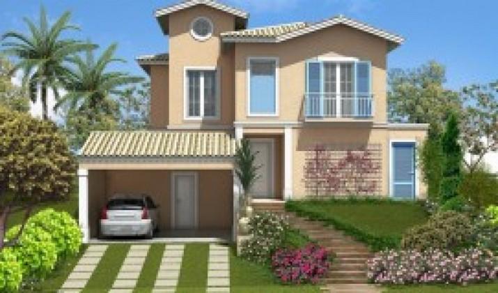 Fachadas de casas coloniales planos y fachadas todo for Colores para fachadas de casas 2016