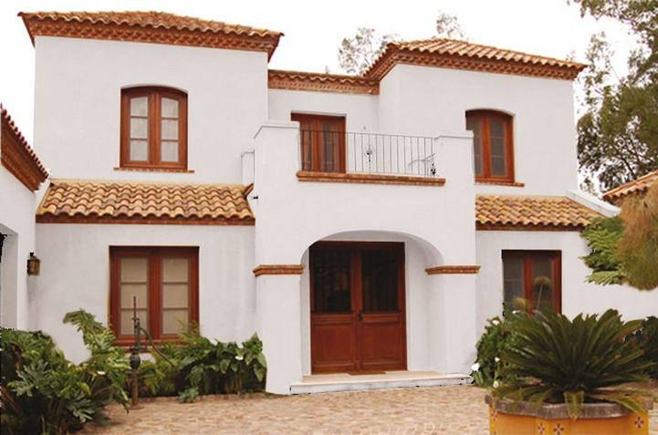 Fachadas De Casas Coloniales Planos Y Fachadas Todo