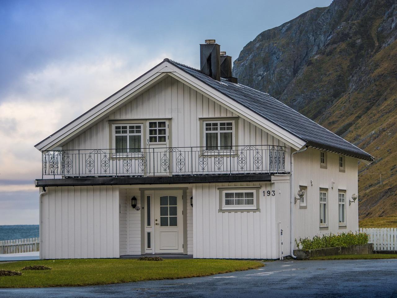 Fachadas de casas de campo planos y fachadas todo para Fachadas para casas de dos plantas