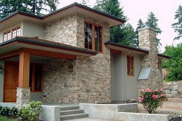 fachadas de casas de campo4 - Fotos De Fachadas De Casas