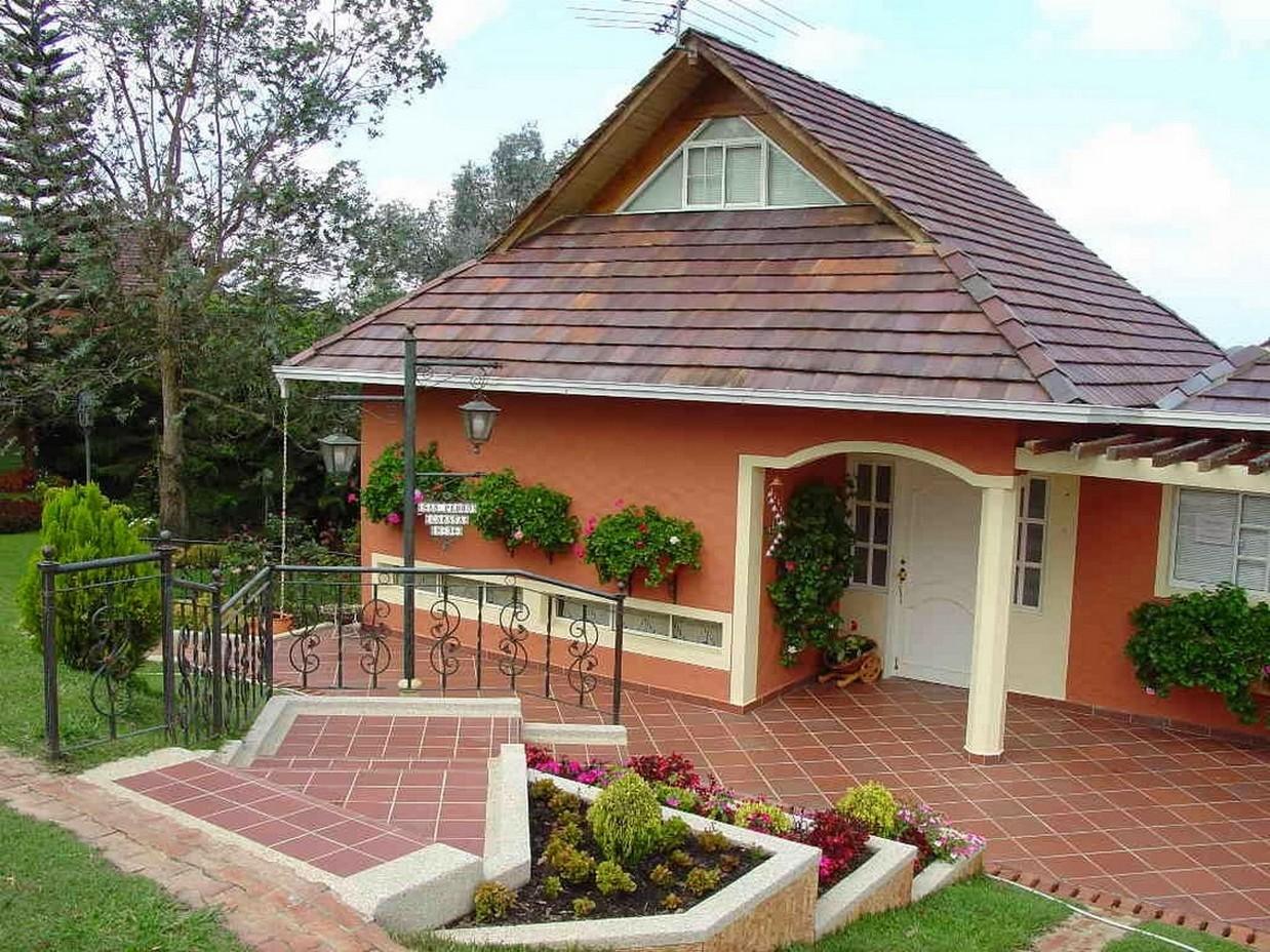 Fachadas de casas de campo planos y fachadas todo para for Fachadas de casas ultramodernas