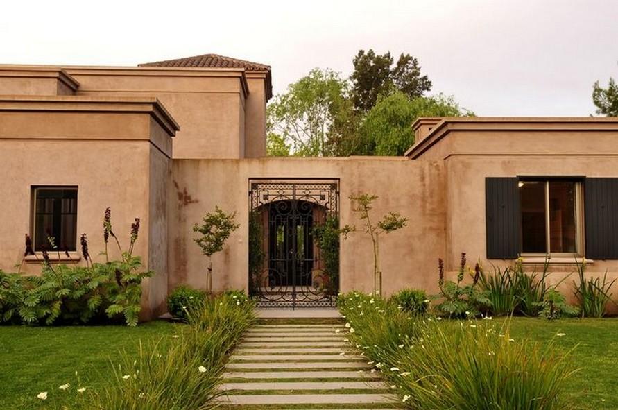 Fachadas de casas de campo planos y fachadas todo para el dise o de tu casa planos y - Colores de fachadas de casas rusticas ...