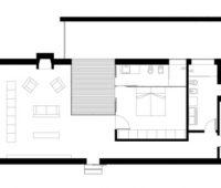 Planos de casas minimalistas – Una planta, dos plantas