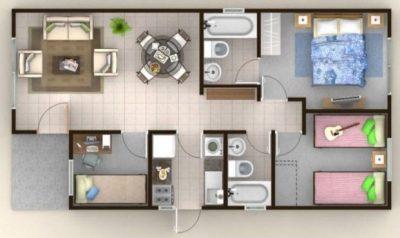 gi-plano-casa-un-piso-dos-dormitorios