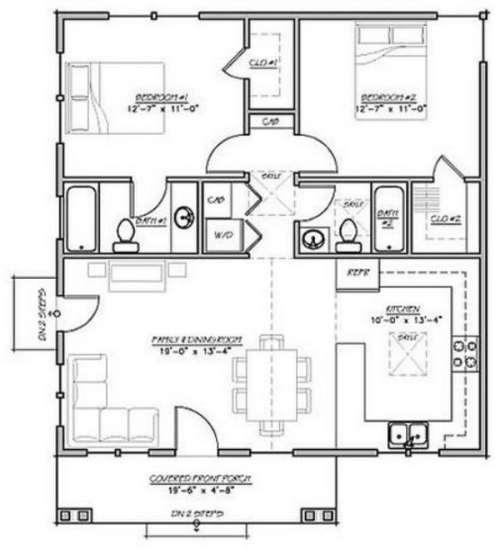 Planos de casas gratis para descargar gran variedad for Planos para construccion de casas