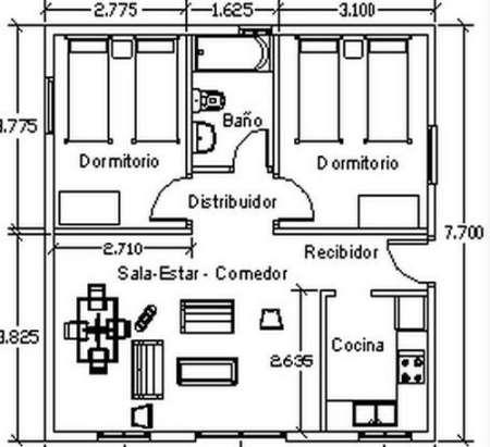 Planos De Casas Gratis Para Descargar Gran Variedad Planos Y Fachadas Todo Para El Diseño De Tu Casa