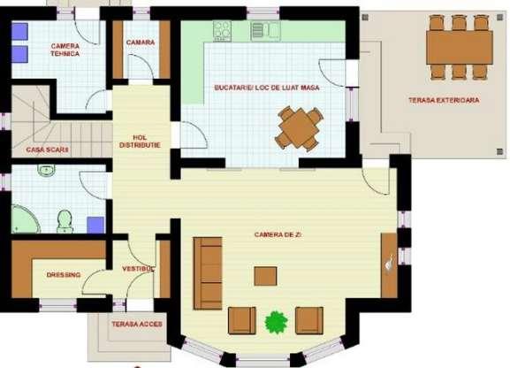 Planos de casas minimalistas una planta dos plantas for Ver planos de casas de una planta