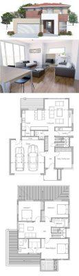 planos-de-casas-modernas-de-3-dormitorios-11